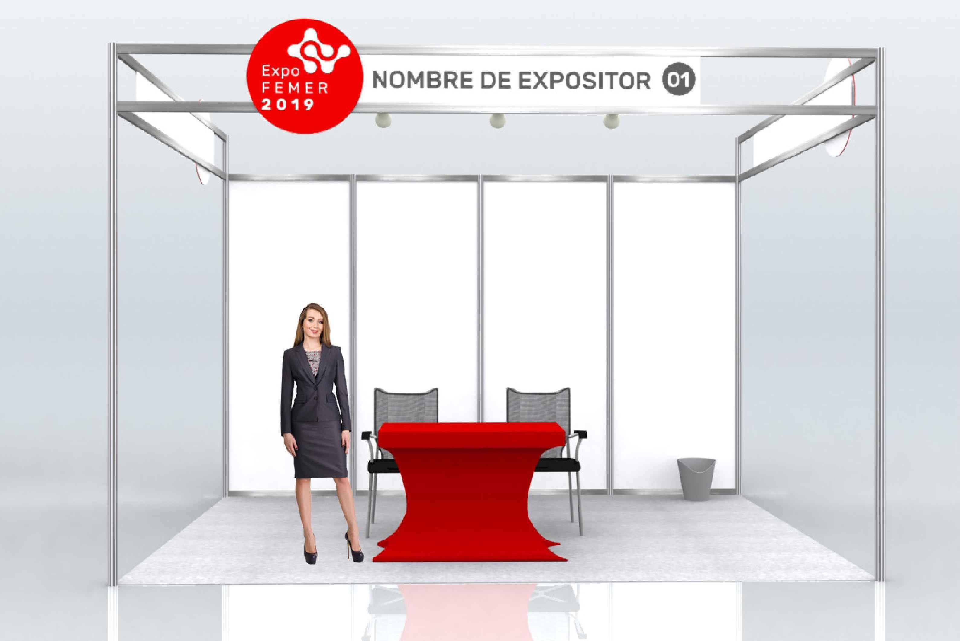 Stand Expo Femer 2019