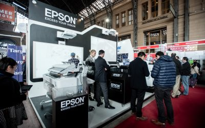 Rodrigo Troncoso, Ventas Corporativas – Gobierno de Epson: ExpoFEMER permite tener continuidad en el tiempo para mostrar innovaciones