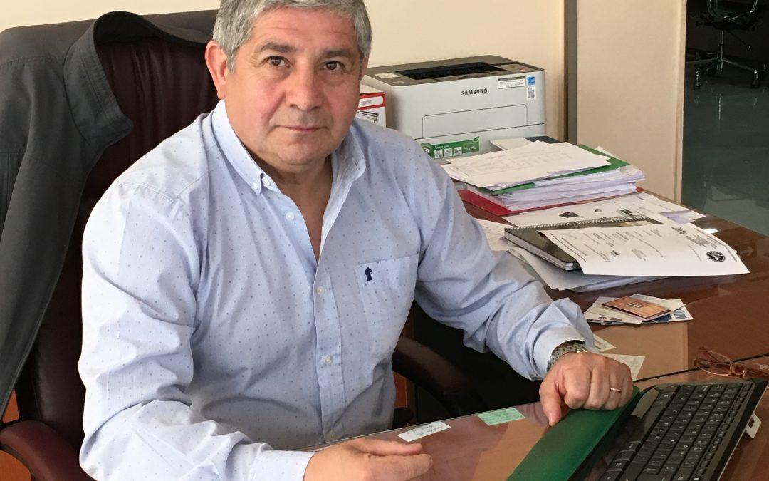 """Pablo Castillo Sanhueza, Gerente General de Mantahue: """"En ExpoFEMER daremos a conocer nuestra marca Colchones Mantahue"""""""